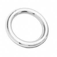 10 Sterling Silver Jump Rings 5mm Closed Rings